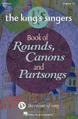 Book of Rounds, Canons and Partsongs
